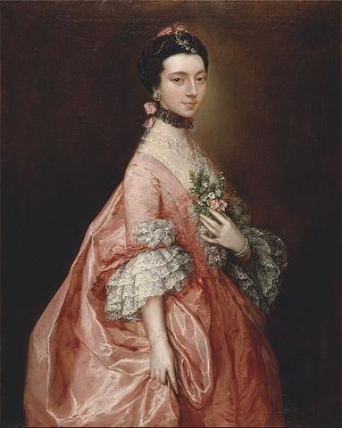 Mary Little, Later Lady Carr (ca. 1765). Artist: Thomas Gainsborough Home & Garden > Decor > Artwork > Posters, Prints, & Visual Artwork ArtToyourlife