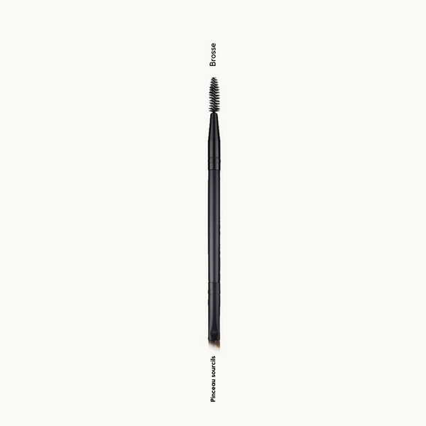 "Pinceau vegan SOURCILS double embout ""Feel Smart!"""