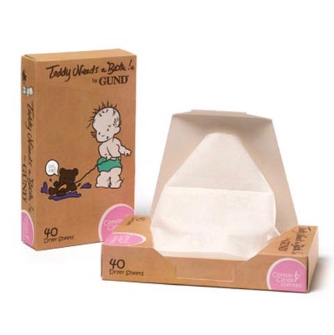 Cotton Candy Teddy Softeners (dryer sheets)