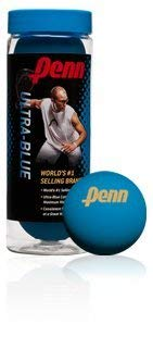 Penn HEAD Standard Raquetball Ball 2-Pack (6 Balls Total) - His Perfect Gifts