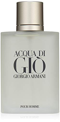 Acqua Di Gio By Giorgio Armani For Men. Eau De Toilette Spray 3.4 Ounces - His Perfect Gifts