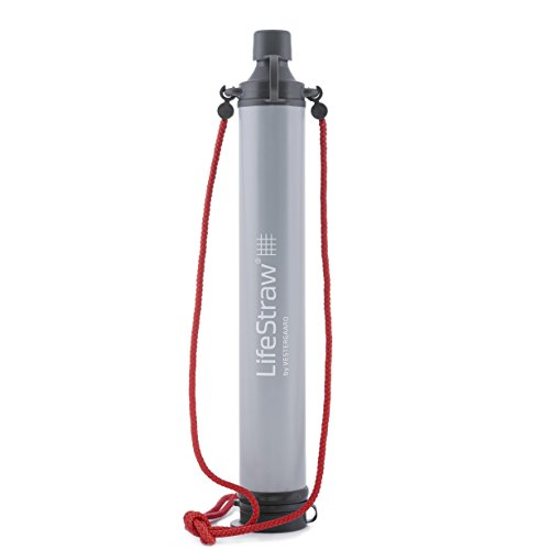 LifeStraw Red Cross Personal Water Filter - His Perfect Gifts