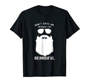 The Beard Shirts Men for The Bearded Man Black Club Grow Tee - His Perfect Gifts