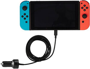 AmazonBasics Car Charger for Nintendo Switch - His Perfect Gifts