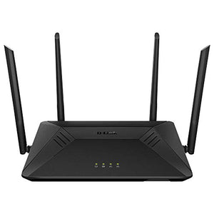 D-Link Wireless WiFi Router – Smart Dual Band – MU-MIMO – Powerful Dual Core Processor – Blazing Fast Wi-Fi for Gaming and 4K Streaming – Reliable Coverage - DIR-867-US - His Perfect Gifts