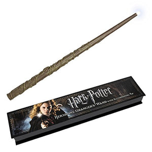 The Noble Collection Hermione Granger's Illuminating Wand - His Perfect Gifts