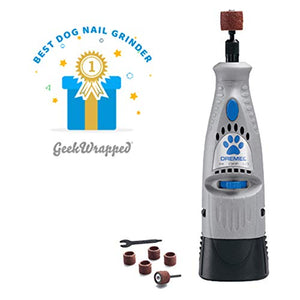Dremel 7300-PT 4.8V Pet Nail Grooming Tool - His Perfect Gifts