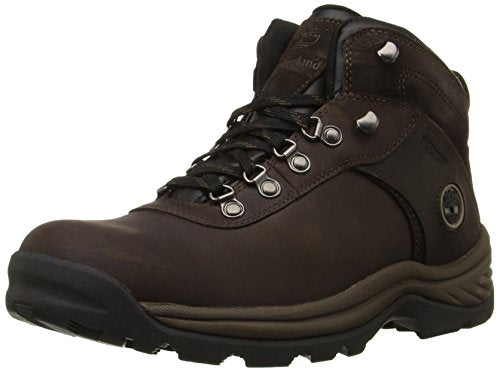 Timberland Men's Flume Waterproof Boot,Dark Brown,12 W US - His Perfect Gifts