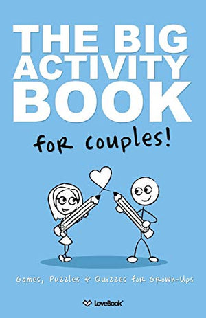 The Big Activity Book For Couples - His Perfect Gifts