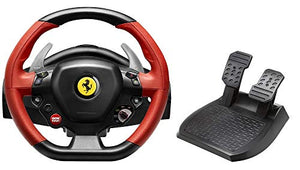 Thrustmaster Ferrari 458 Spider Racing Wheel for Xbox One - His Perfect Gifts