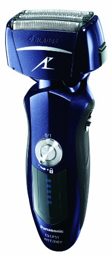 Panasonic Razor, ES-LF51-A, Men's Electric 4-Blade Cordless Shaver, Wet/Dry with Flexible Pivoting Head - His Perfect Gifts