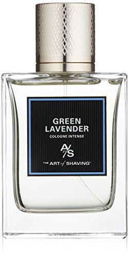 The Art of Shaving, Cologne Intense, Green Lavender, 3.3 oz. - His Perfect Gifts