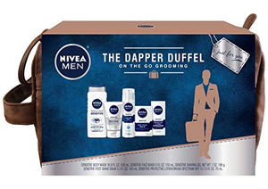 Nivea for Men Sensitive Collection 5 Piece Gift Set - His Perfect Gifts