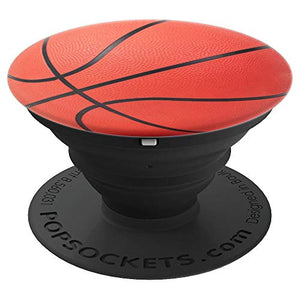 Basketball Novelty Sports Men - PopSockets Grip and Stand for Phones and Tablets - His Perfect Gifts