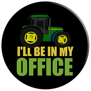 Cool Tractor Gift for farmers and tractor lovers - PopSockets Grip and Stand for Phones and Tablets - His Perfect Gifts