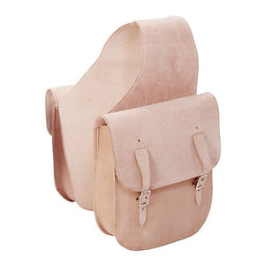 Tough 1 Roughout Leather Saddlebag Natural - His Perfect Gifts
