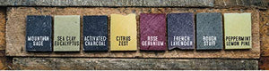 Craftsman Soap Co. Soap Sampler, 8-pieces All-natural Soap - His Perfect Gifts