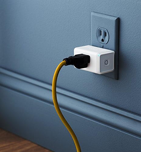 Kasa Smart Plug Mini Outlet by TP-Link - Reliable WiFi Connection, No Hub Required, Works with Alexa Echo & Google Assistant (HS105) - His Perfect Gifts