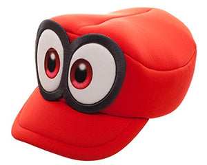 Nintendo Super Mario Odyssey Cappy Hat Cosplay Accessory Red - His Perfect Gifts