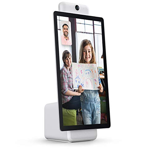 Portal Plus from Facebook. Smart, Hands-Free Video Calling with Alexa Built-in - His Perfect Gifts