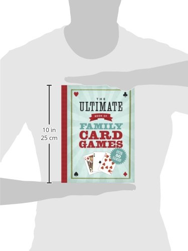 The Ultimate Book of Family Card Games - His Perfect Gifts