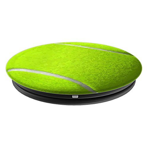 Tennis Ball - PopSockets Grip and Stand for Phones and Tablets - His Perfect Gifts