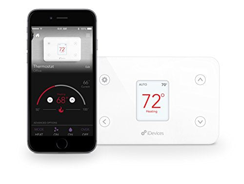 iDevices Thermostat - Wi-Fi Thermostat Works with Alexa - His Perfect Gifts