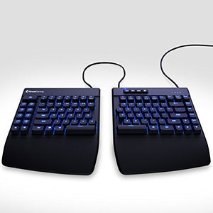 Freestyle Edge Split Mechanical Keyboard - His Perfect Gifts