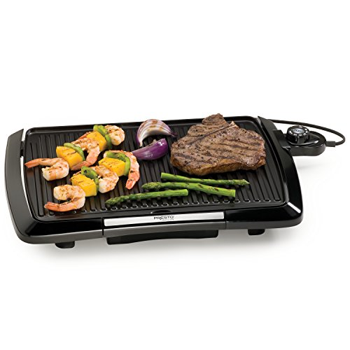Presto 09020 Cool Touch Electric Indoor Grill - His Perfect Gifts