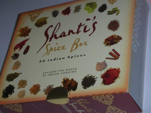 Shanti's Spice Box - His Perfect Gifts