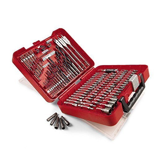 Craftsman 100 Piece drilling and driving kit - His Perfect Gifts
