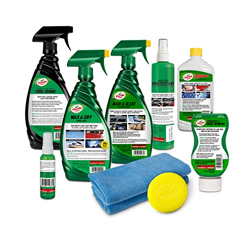 Turtle Wax 50754 Ultimate Car Care Kit, 114.4 Fluid_Ounces - His Perfect Gifts