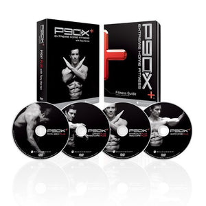 P90X Plus: The Next Level for P90X Grads-5 New Extreme Workouts on 4 DVDs - His Perfect Gifts