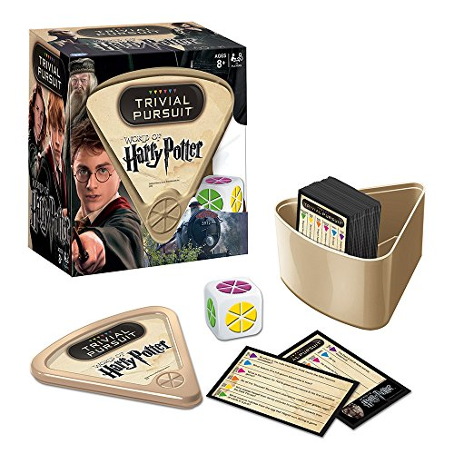 TRIVIAL PURSUIT: World of Harry Potter Edition - His Perfect Gifts