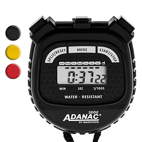 MARATHON Adanac 3000 Digital Stopwatch Timer - Battery Included - His Perfect Gifts
