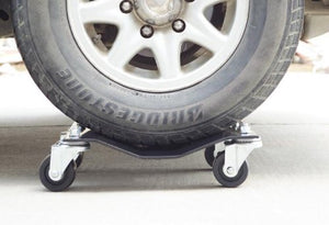"Tire Skates Wheel Car Dolly Ball Bearings Skate 12"" set of 4 - His Perfect Gifts"