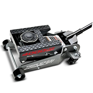Powerbuilt 620422E Heavy Duty 4000 lb Triple Lift Jack - His Perfect Gifts