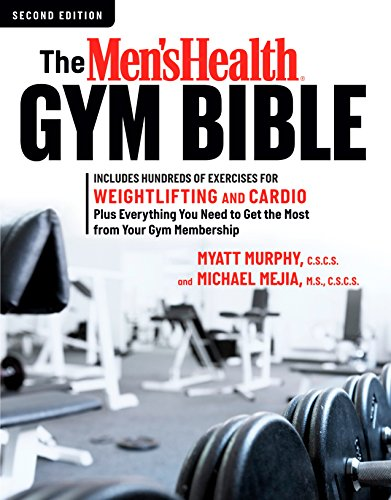The Men's Health Gym Bible (2nd edition) - His Perfect Gifts