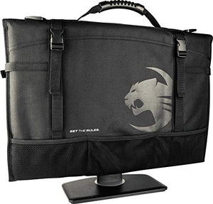 ROCCAT Latest Version Tusko Across-The-Board Flat Screen/Widescreen Bag, Black - His Perfect Gifts