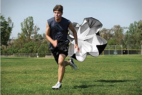Physport Resistance Parachute 56 Inch Running Parachute for Power Speed - His Perfect Gifts