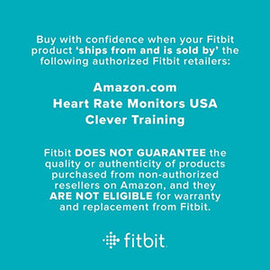 Fitbit Alta HR, Black, Small (US Version) - His Perfect Gifts