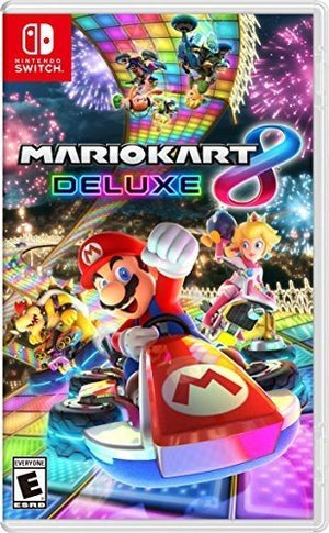Mario Kart 8 Deluxe - Nintendo Switch - His Perfect Gifts