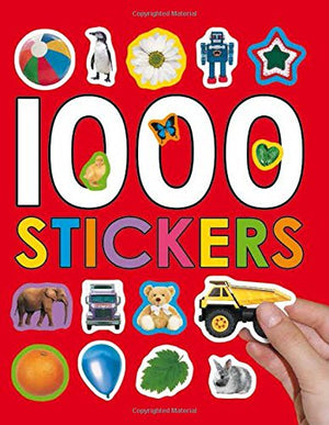 1000 Stickers (Sticker Activity Fun) - His Perfect Gifts