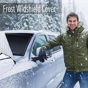 Windshield Snow Ice Cover - His Perfect Gifts