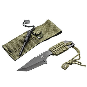 SE KHK6320-FFP Outdoor Tanto Knife with Fire Starter - His Perfect Gifts