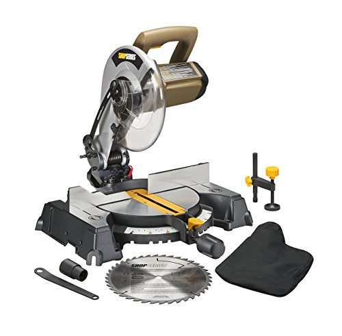 "ShopSeries RK7136.1 14-Amp 10"" Miter Saw with Stand - His Perfect Gifts"