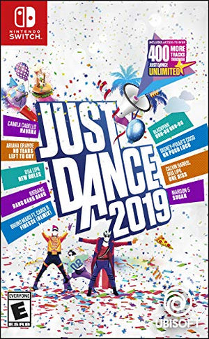 Just Dance 2019 - Nintendo Switch Standard Edition - His Perfect Gifts