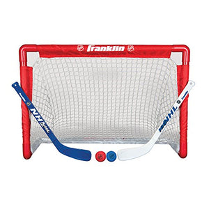 Franklin NHL Street Hockey Goal, Stick and Ball Set - His Perfect Gifts