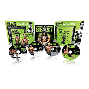 Body Beast DVD Workout - Base Kit - His Perfect Gifts