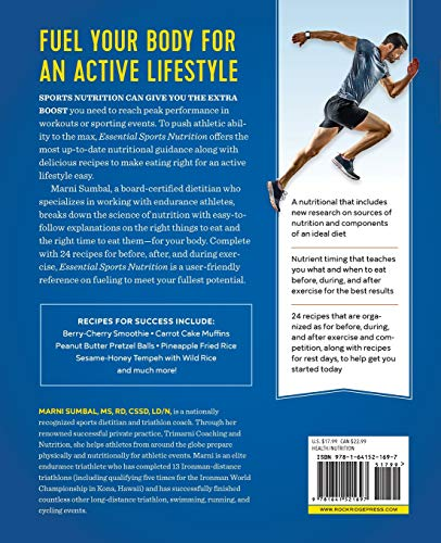 Essential Sports Nutrition: A Guide to Optimal Performance for Every Active Person - His Perfect Gifts